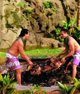 Polynesian Cultural Center, Laie, Hawaii. A must go to place to understand the island history.