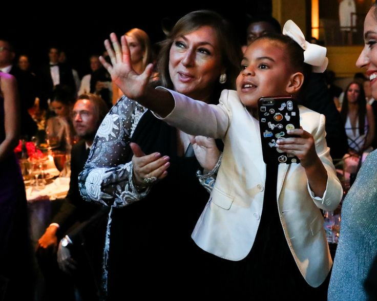 Beyoncé Shuts Down CFDAs With Epic Speech, Daughter Blue Ivy Steals the Show
