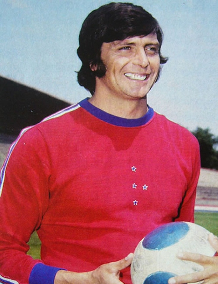 Jose Miguel Marin, Deportivo Cruz Azul (Best Goal Keeper)