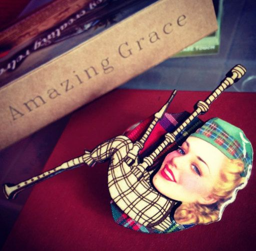 Amazing Grace by LadyABroad on Etsy
