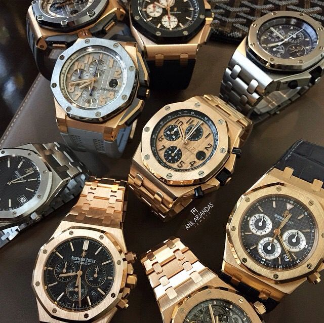 Audemars Piguet collection II.