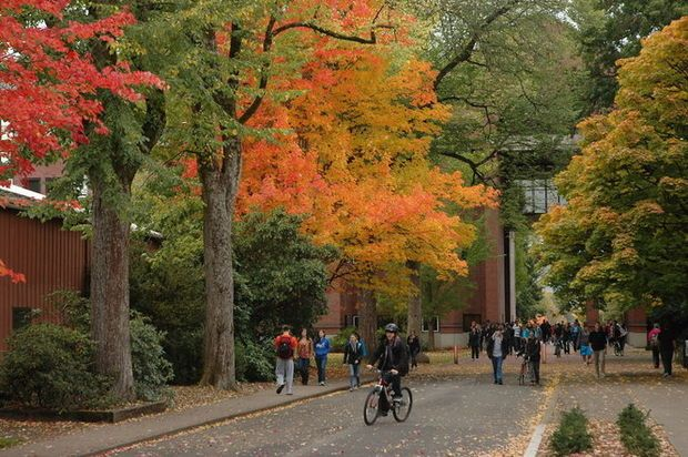 25 reasons in photos to love Corvallis and Albany and the region's dominant lifestyle factor, Oregon State University.