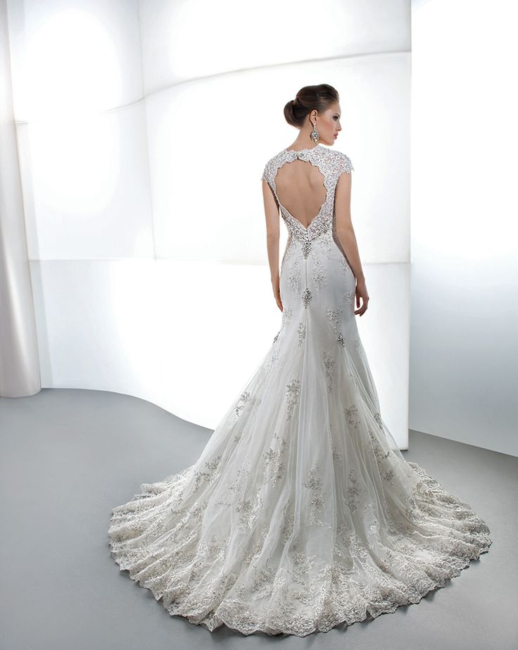 15 best Dion   Demetrios images on Pinterest   Short wedding gowns ...