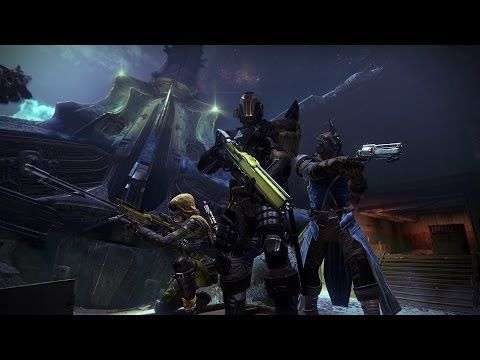 Official Destiny Strike Gameplay: The Devils' Lair - YouTube