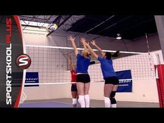 How to Turn Bad Sets into Points with Olympic Volleyball Gold Medalist Misty May - YouTube