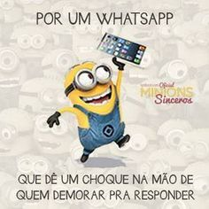 Minions Sinceros | ask.fm/OficialMinionsSinceros