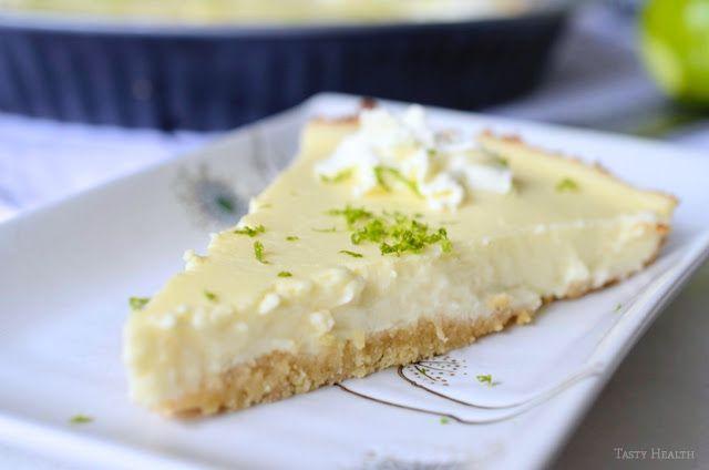 Tasty Health: Nyttig Key lime pie