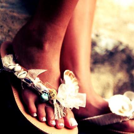 sandal#handmade#ladystyle#fashion#summer#girl
