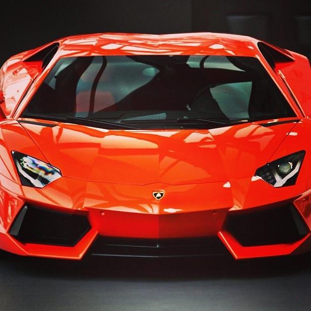 BEAST of a Lamborghini!