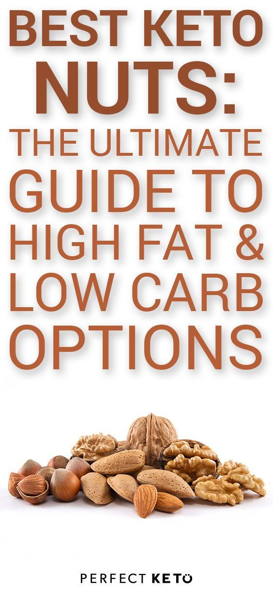Best Keto Nuts: The Ultimate Guide to High Fat & Low Carb Options | Keto Diet Suplement 5