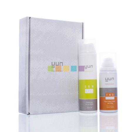 Yun FGN Therapy is een actieve voetverzorging die jeuk, irritatie en schilferige huid bestrijdt en voorkomt. Te koop via Pharmamarket.be.