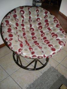 Round chair - R800