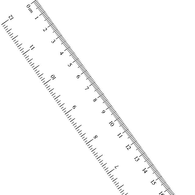 Need a Ruler Fast? Where to Print One For Free: Vendian's Printable Paper Rulers