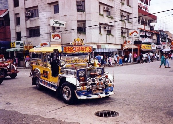 Jeepney  Subic Bay, Phillipines