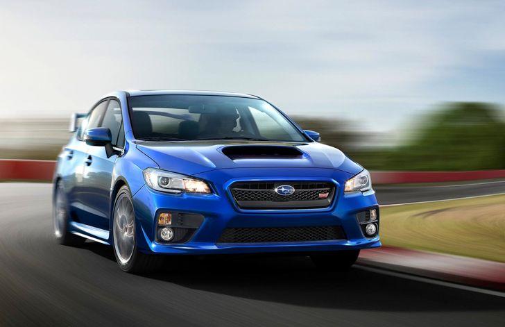 Subaru WRX STI | http://www.crankandpiston.com/on-the-road/subaru-wrx-sti/