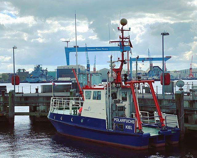 Kieler Forschungsschiff
