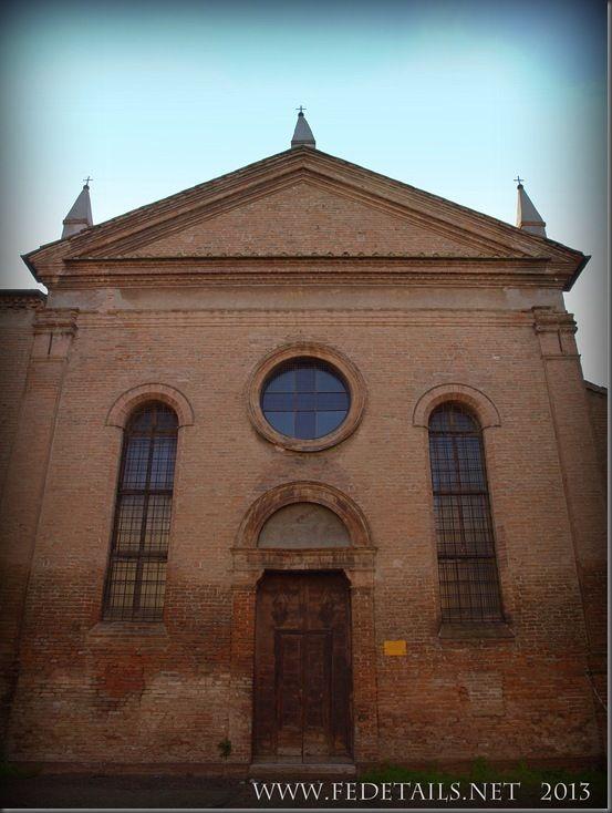 La chiesa di San Matteo, Foto4,Ferrara,Emilia Romagna,Italia - The church of St. Matthew, Photo 4, Ferrara, Emilia Romagna, Italy - Property...