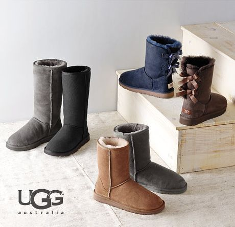 Uggs Kids #Ugg #Kids ugg give the child a warm care in the winter of 2014