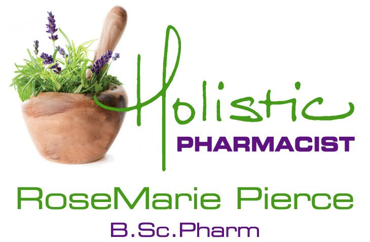 Holistic Pharmacist RoseMarie Pierce