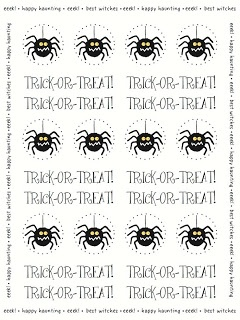 New Product Reveal Day #1 - Stickers by the Dozen #stickers #new #halloween #spider