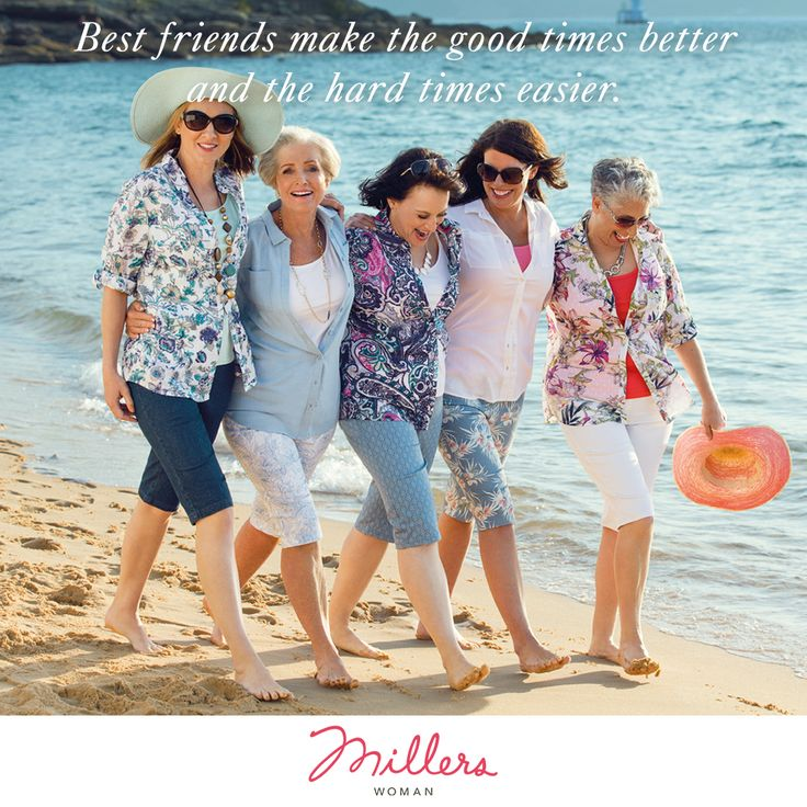 Our Millers customers starring in our Summer campaign! Beautiful friendships were formed!