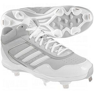 adidas Mens Excelsior Pro Mid Metal Cleats Onix 9 by adidas. $84.95. adidas  Mens Excelsior Pro Mid Metal Baseball Cleats Durability and comfort on the  ...