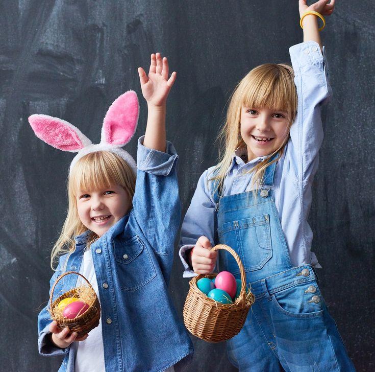 Lustige Osterspiele