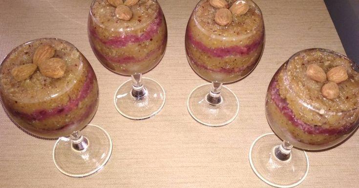 Εξαιρετική συνταγή για Χαλβάς με αλεύρι στο ποτήρι.