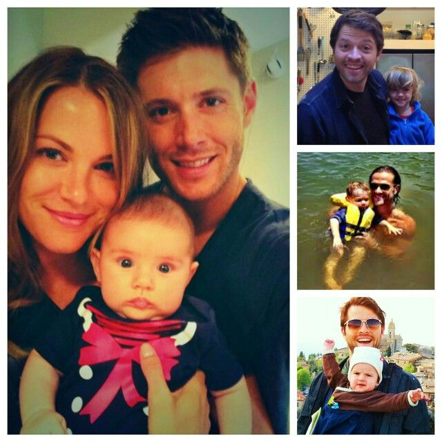 Justice Jay Ackles. West Anaximander Collins. Thomas Colton Padalecki. Maison Marie Collins.
