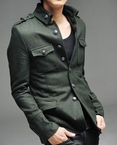 1000  ideas about Mens Military Style Jacket on Pinterest | Guy ...