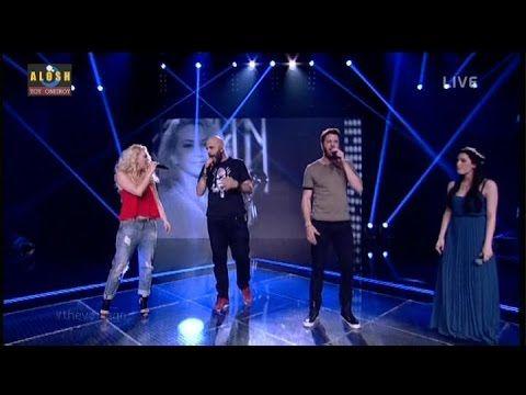 The Voice Of Greece 2 - 4ο Live | Stavento με Ομαδα [Σε σενα καταληγω].....