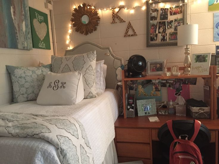 University of Arkansas Reid Hall Dorm Room