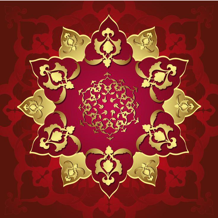 Traditional Ottoman Design No7 by ~cokeker on deviantART