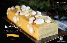 Bûche au citron & meringue sans gluten ©reglisseetmarmelade2014