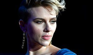 carlett Johansson, charismatic queen of science fiction  With her role as a cyborg in Ghost in the Shell, the actress has sealed her position as our favourite space invader