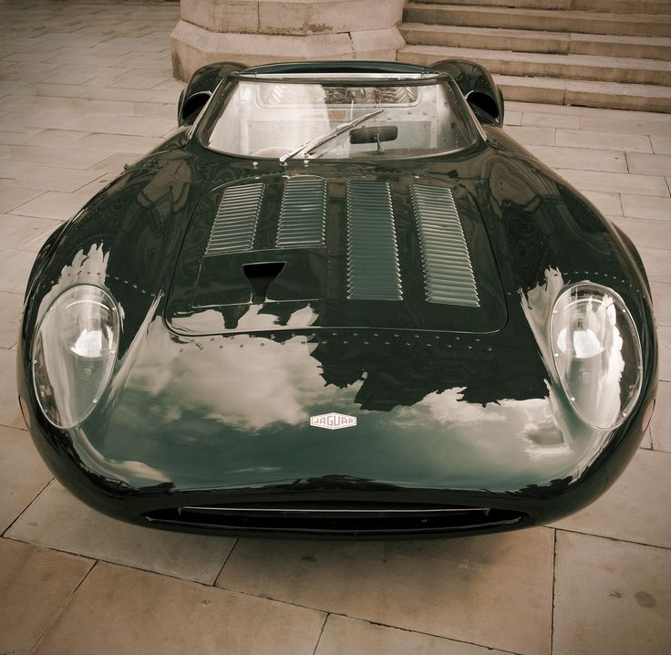 this is the only authentic jaguar xj13