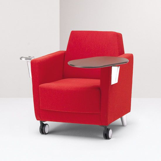 Nice Cool Chair For Huge Conference Room For Cutting Edge: Nienkamper: Satori™ With  Tablet Arm