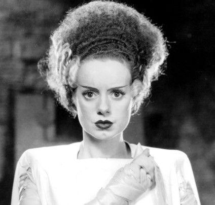 Elsa Lanchester, Bride of Frankenstein, 1935