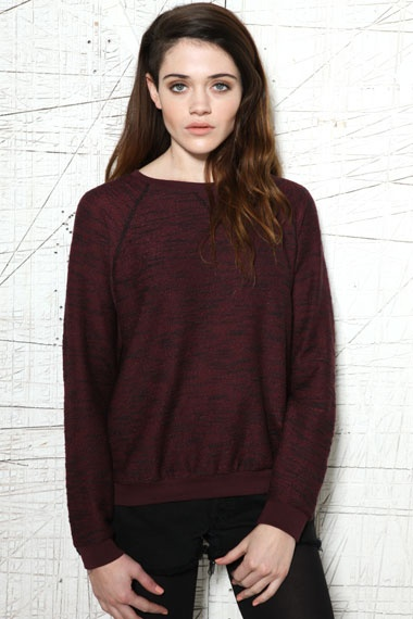 BDG Textured Sweatshirt