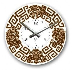 Фото Настенные часы Glozis Ornament (C-054)