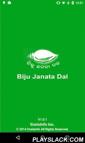 Biju Janata Dal  Android App - playslack.com , The Biju Janata Dal (BJD) is a state political party of the Indian state of Odisha led by Naveen Patnaik, son of former state chief minister Biju Patnaik. It was founded on 26 December 1997.Naveen Patnaik took over his father Biju Pattnaik's Lok Sabha seat in 1996 as a member of the Janata Dal. In 1997, Patnaik split from Janata Dal over its failure to ally with the BJP, and formed the BJD in December 1997. The BJD has participated in…
