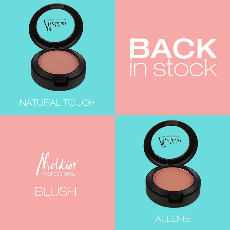 allure natural touch makeup melkior