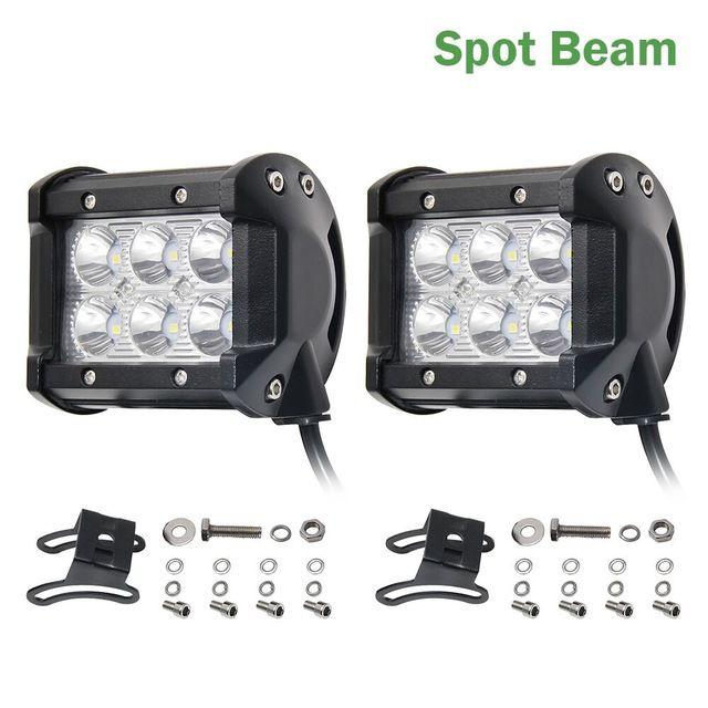 Image Boataccessorieslights Atv Car Bar Lighting 12v Led Lights