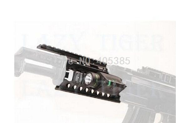AK 47 Universal Tactical Picatinny weaver Quad Rail systerm receiver forend for model 47 and variants handguard