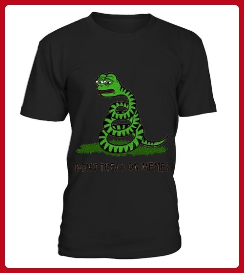 Dont Tread On Memes T Shirt Amazing Cartoon Movie Game T Shirt - Comic shirts (*Partner-Link)