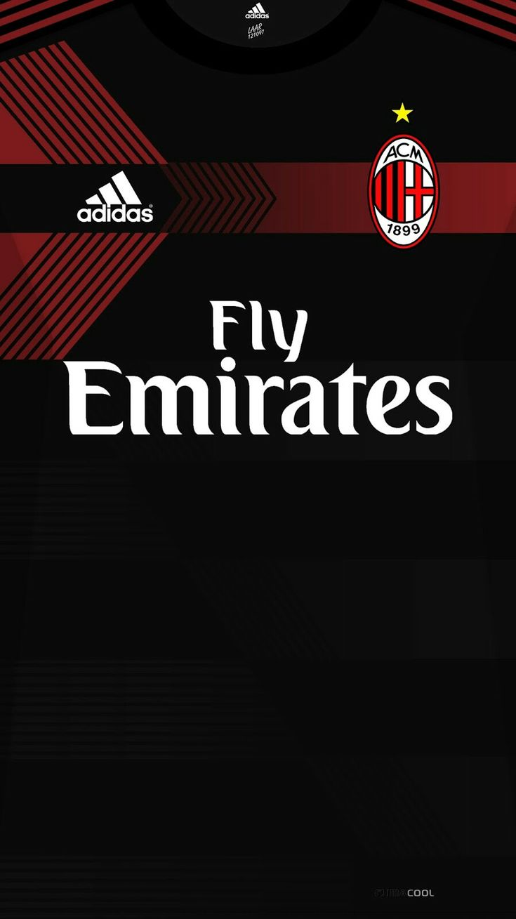 AC Milan 17-18 kit alternative