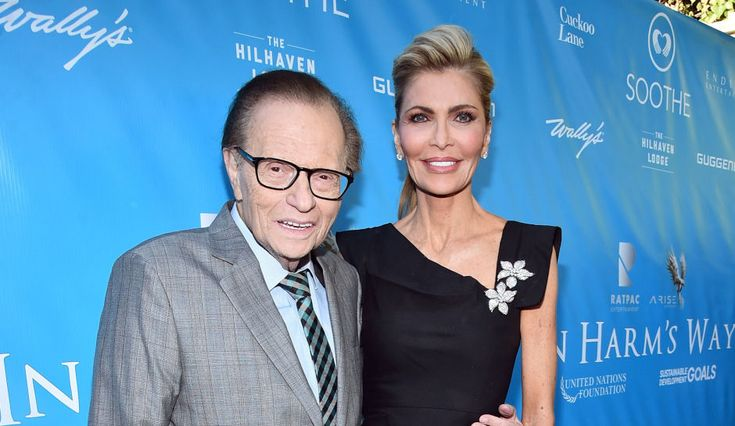 Larry King Is 'Completely Embarrassed And Anguished' By Wife's Sex Tryst