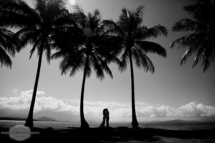 Port Douglas Palms - one little wedding photography Cairns