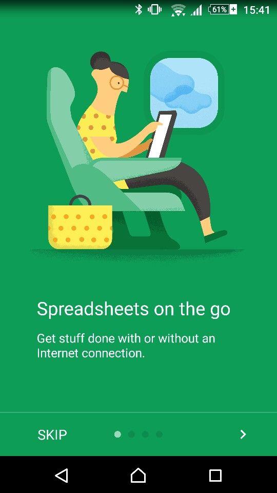 Google app docs illustration