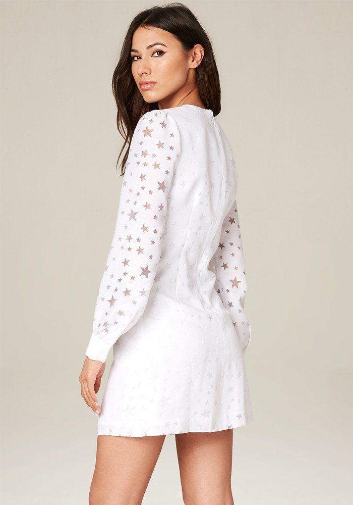 STACY STAR SHIFT DRESS